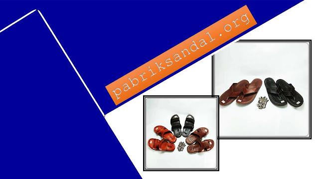 Pabrik Grosir Sandal Kulit Imitasi- Sandal Levis CPC Sol DWS