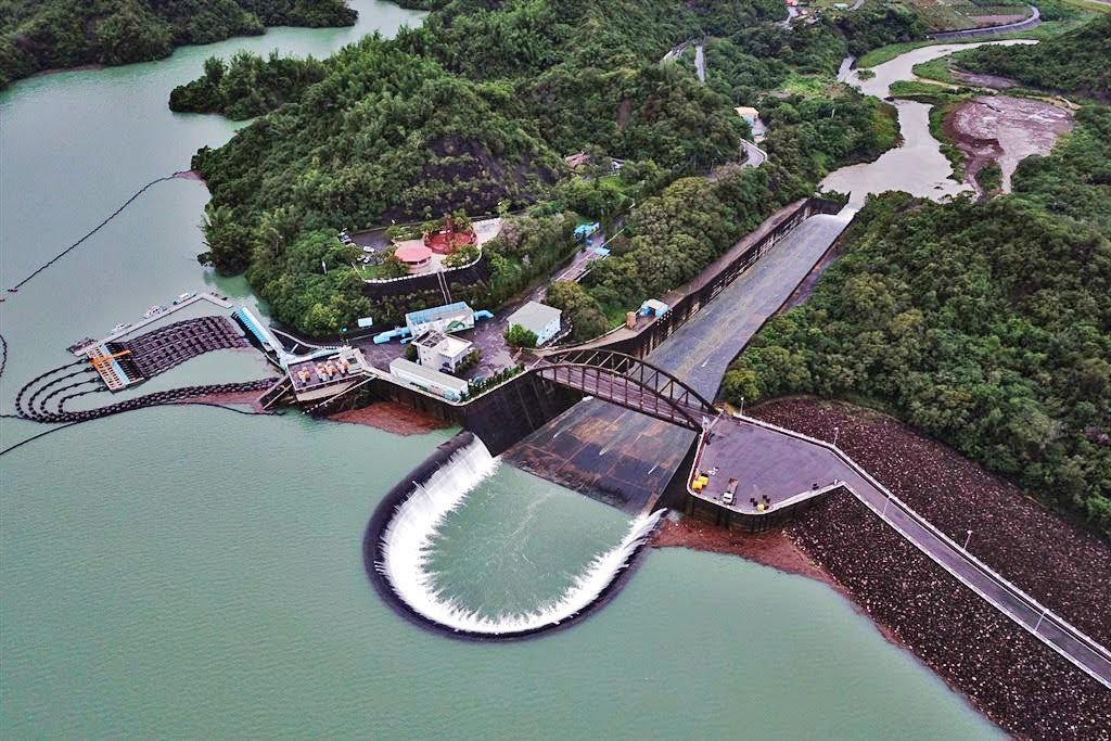 台南四水庫大解渴|南化全滿溢流超美|曾文破4成比歷年平均高|白河水庫復活重新蓄水