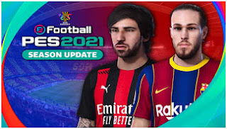 Download PES 2021 PPSSPP Android New Textures Full graphics CV8.1 Patch Bendezu & Update Full Transfer