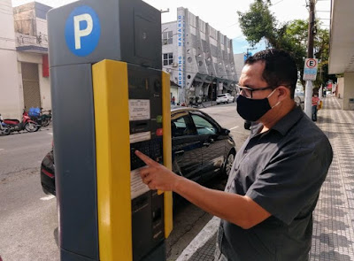 Vander Lopes pede suspensão da cobrança da Zona Azul em Registro-SP durante a pandemia