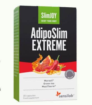 AdipoSlim EXTREME pareri forum arderea grasimii abdominale