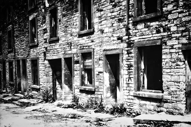 Union Terraces, Upper Scotch Street, 1965