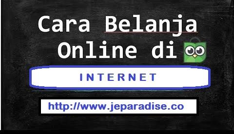Cara Membeli Baju Online
