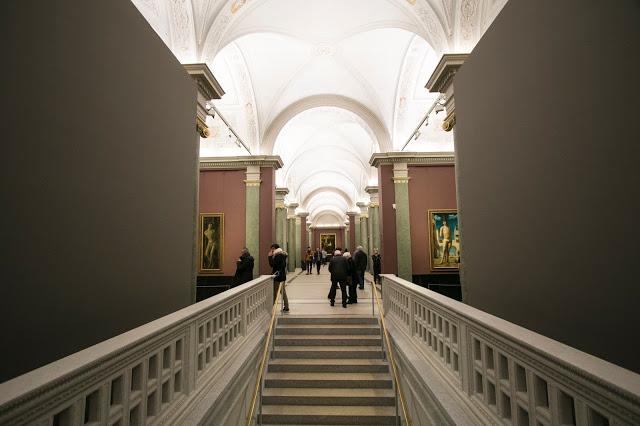 Gemaldegalerie Alte Meister (Pinacoteca degli antichi Maestri)-Dresda