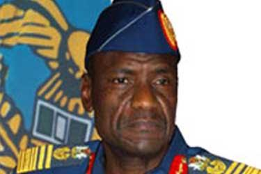 $2.1bn arms deal: EFCC arraigns ex Chief of Air staff, Dikko Umar