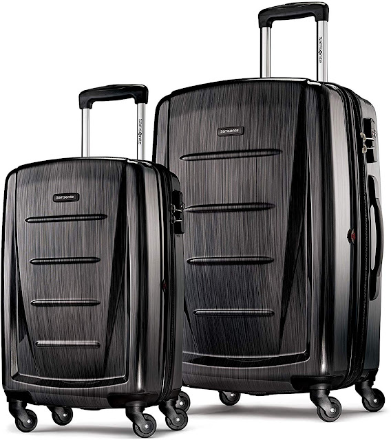 Samsonite Winfield 2 Expandable Hardside 2-Piece Luggage