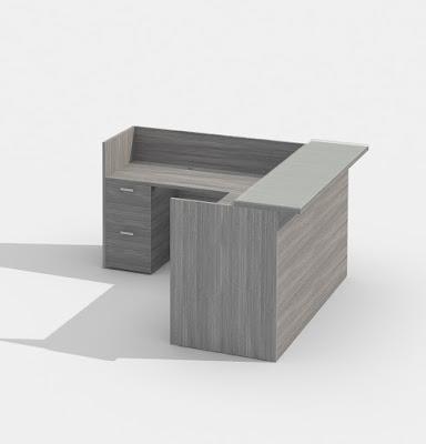 popular reception desk