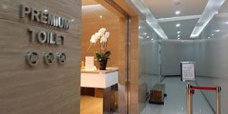 Toilet Mewah Bertarif Rp7.500 di Mal Karawaci, Ada Resepsionisnya