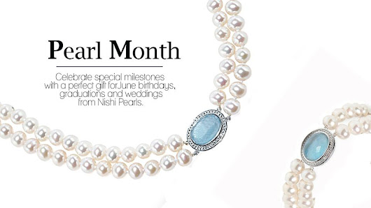#DesignerSpotlight Nishi Pearls - These Aren't Your Grandmother's Pearls! #JCKLasVegas