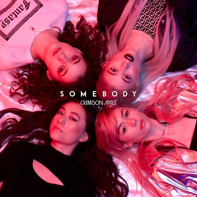 Crimson Apple Release 'Somebody' EP