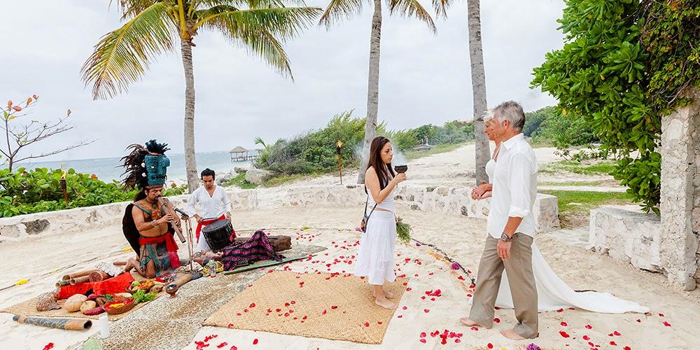 Catholic Mexican Wedding Vows In Beach