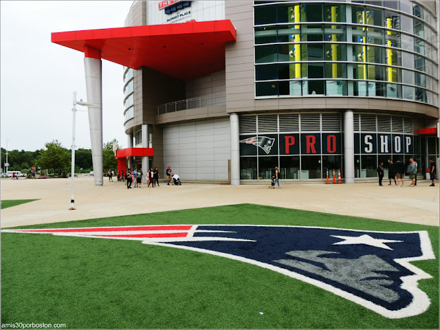 The Hall at Patriot Place, Foxborough
