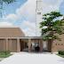 Vernieuwd uurwerk met LED-verlichting Emmaüskerk