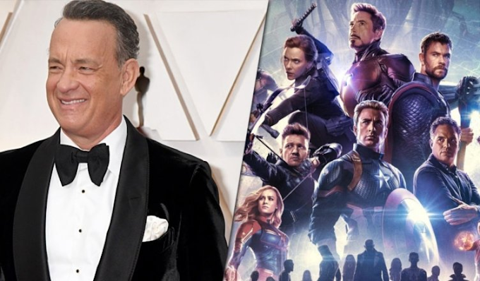 Tom Hanks diz que a Marvel salvará o cinema
