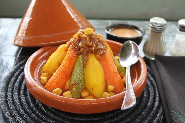 L'art culinaire Marocain