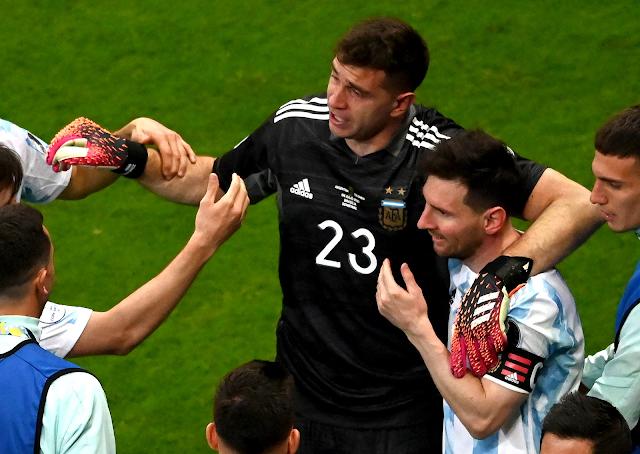 Argentina Bertemu Brazil di Final Copa Amerika 2021.