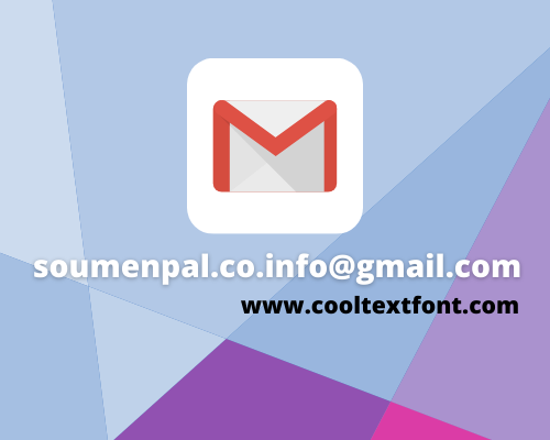 Contact Us of www.cooltextfont.com