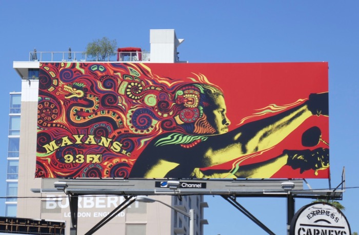 Mayans season 2 billboard