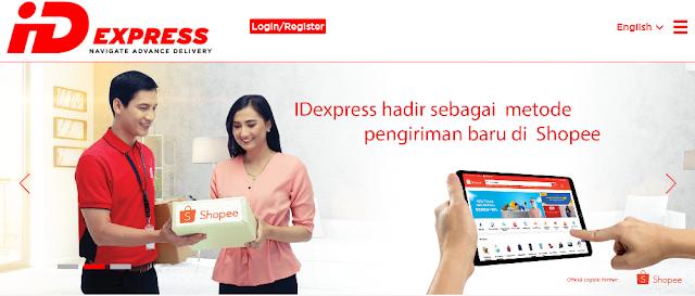 IDExpress, jasa pengiriman paket setengah harga