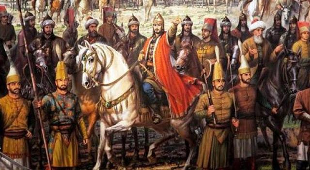 Kronologi Sejarah Pergerakan Nasionalisme di Turki