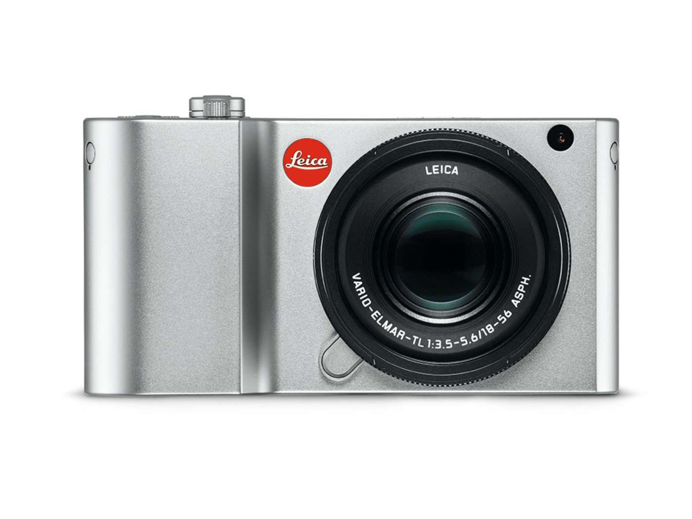 Leica TL2 с объективом 18-56mm, вид спереди