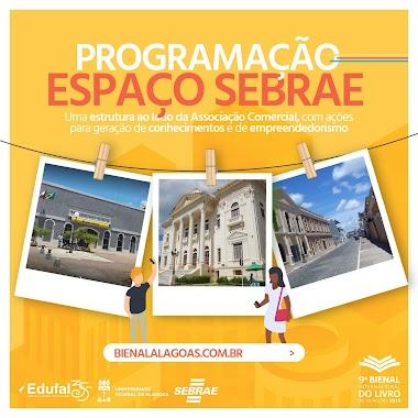 Sebrae divulga programação para a 9ª Bienal Internacional do Livro