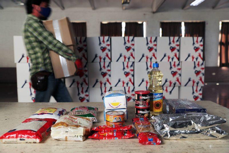 Qué productos contienen las canastas familiares que entregan cinco comunas