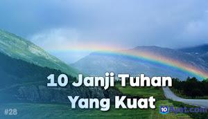 Ayat Alkitab Tentang 10 Janji Tuhan Yang Kuat