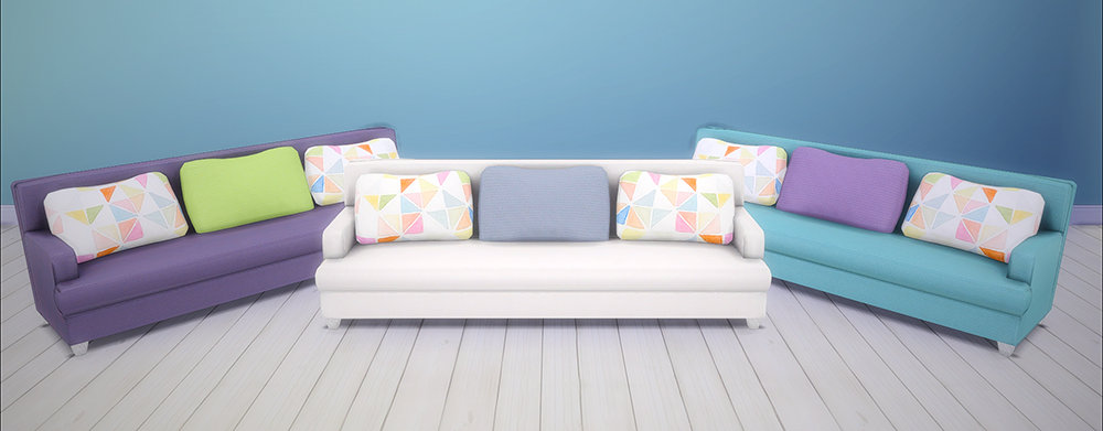 My Sims 4 Blog Furniture Recolors By Saudadesims