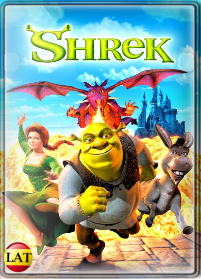 Shrek (2001) DVDRIP LATINO