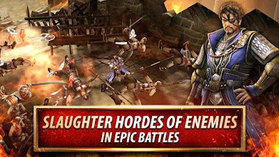 Download Game Dynasty Warriors: Unleashed MOD 1 Hit Kill Unlimited Coin Gold Ingot Cash Free shopping All New Version Updated