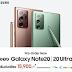 เปิดจองแล้ว! Samsung Galaxy Note20 Series สุดยอดเพาเวอร์โฟนยุคใหม่ เพื่อการทำงานที่เวิร์กไปอีกขั้น ด้วยปากกา Advanced Intelligent S Pen