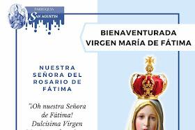 Virgen María de Fátima