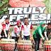 Bupati Benteng Ferry Ramli Buka Event Truly Rafflesia