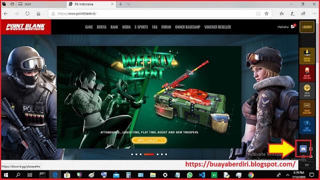 Website Resmi Pointblank Zepetto