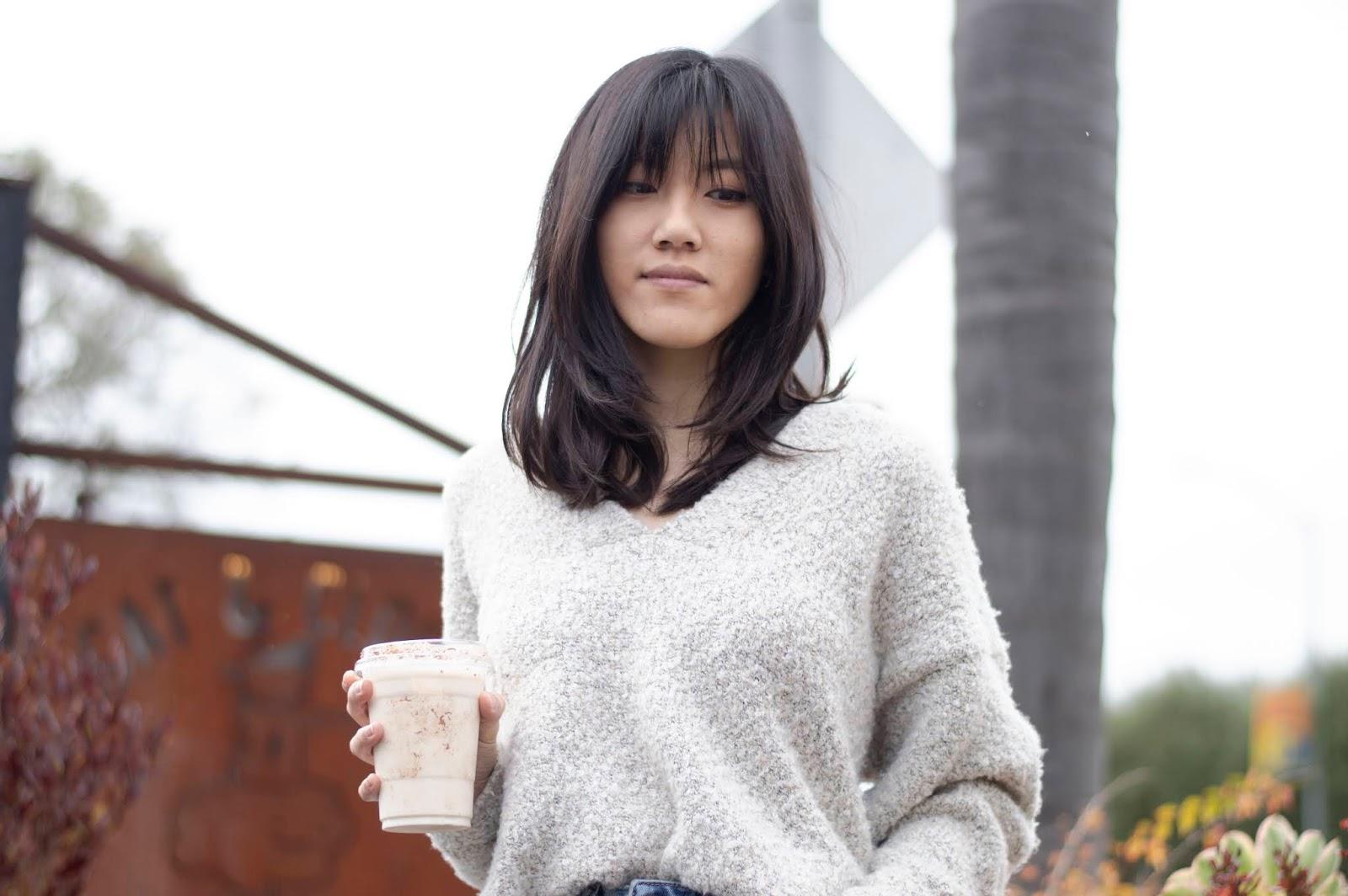 sweater weather chai latte