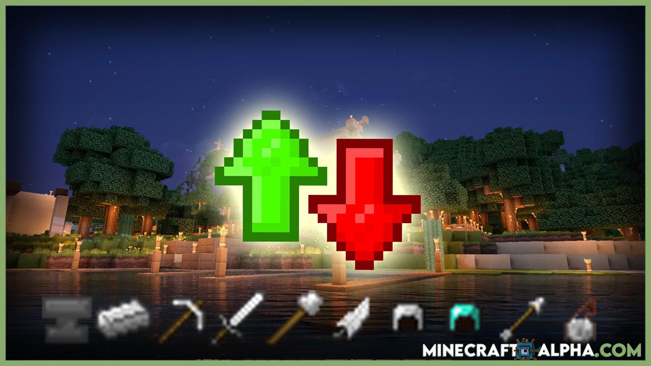Minecraft Equipment Tooltips Mod 1.15.2