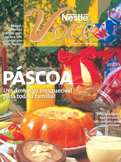 Receitas - Páscoa - Nestlé