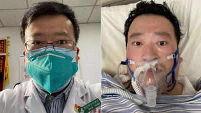 Chinese Doctor dies of Coronavirus