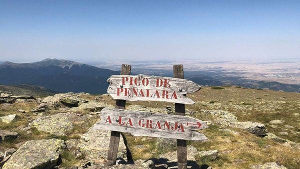 Pico de Peñalara con - escapadillas.com