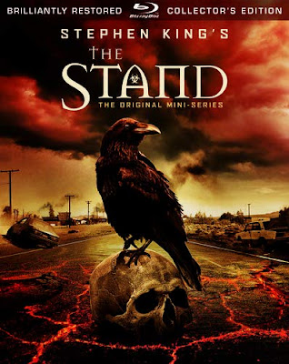 Blu-ray cover for Paramount's THE STAND Mini-Series!
