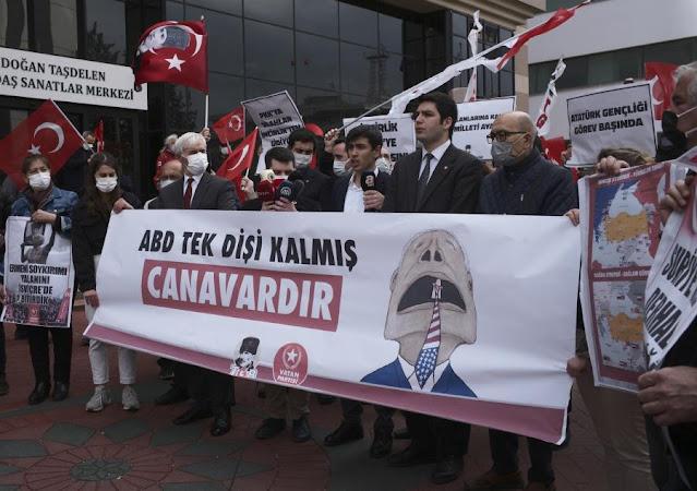 Αρμενική γενοκτονία και τουρκικό φαντασιακό