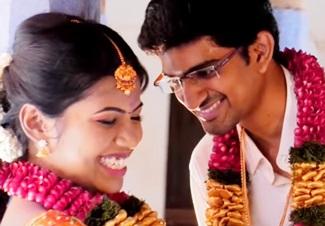 A Chettinad Cinematic Wedding  Salu Visalakchi & Palaniappan
