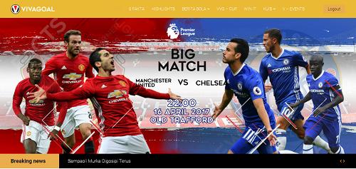 vivagoal situs berita bola terkini paling update