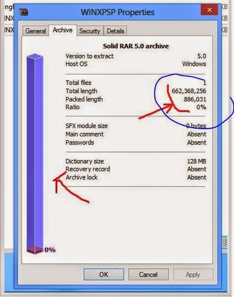 How to make Highly compressed rar or zip file using by winrar under propertise