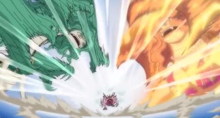 One Piece Episódio 414