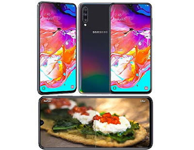 Samsung Galaxy A70 Double-SIM 4G Phablet - Phones