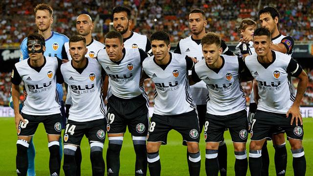 İspanya Ligi'nde Şampiyon Olan Takımlar Valencia - Kurgu Gücü