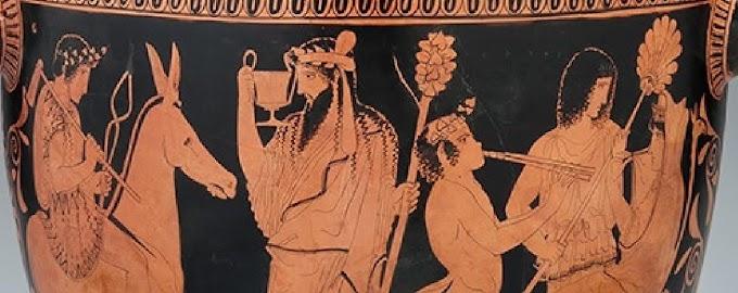 Το Μουσείο Τέχνης του Τολέδο θα  επιστρέψει στην Ιταλία αρχαίο Ελληνικό  αγγείο.