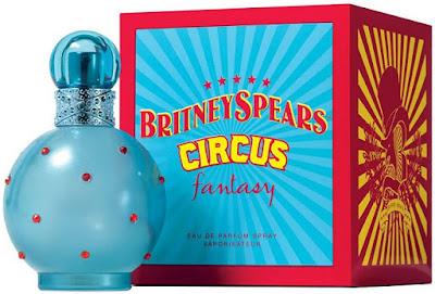 Parfum Wanita Britney Spears Circus Fantasy